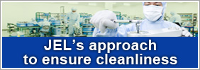 Approach to cleanliness