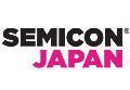 SEMICON JAPAN 2017 logo